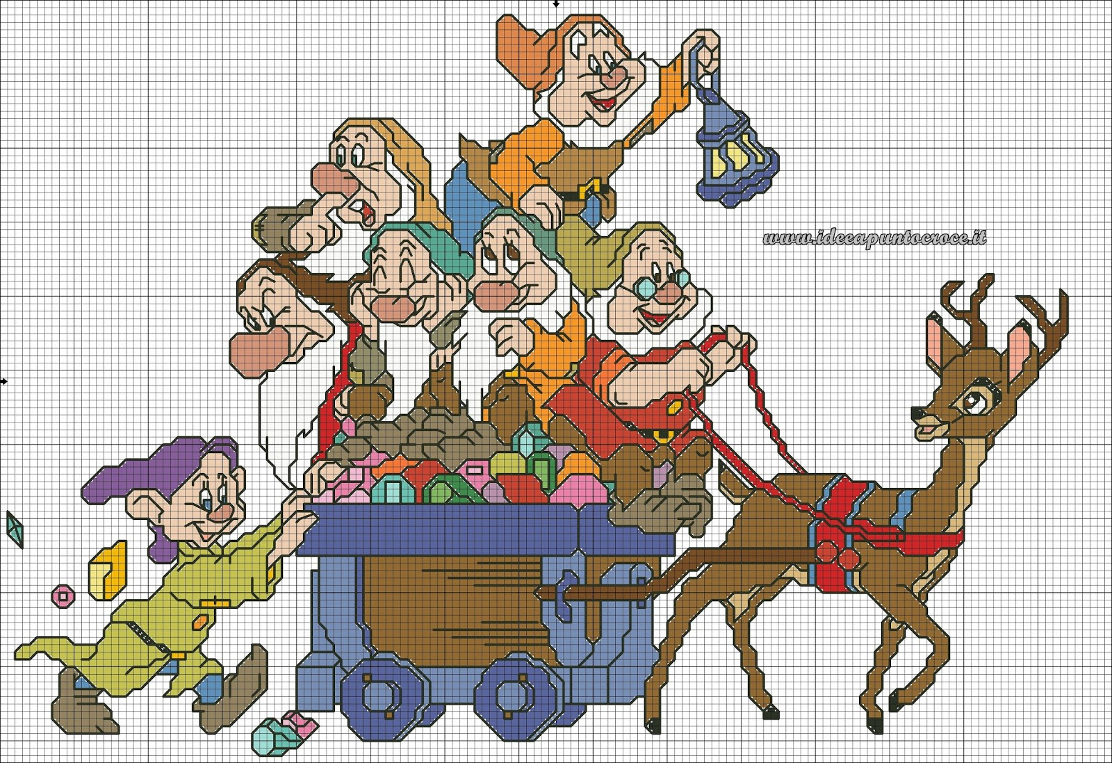 Schemi punto croce da stampare gratis jv96 regardsdefemmes for Copertine punto croce bimbi schemi