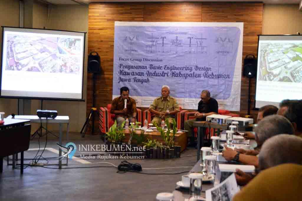 Pemkab Kebumen Siapkan 315 Hektar untuk Bangun Kawasan Industri