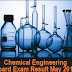 Chemical Engineering Board Exam Result - May 2016, List of Passers
