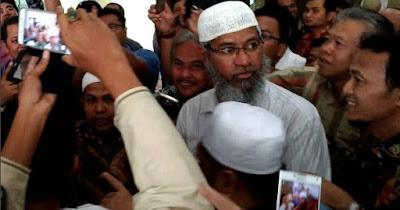 Dr. Zakir Naik Batal Jadi Khatib, Arifin Ilham Jadwalkan Bulan Depan Ceramah Soal…