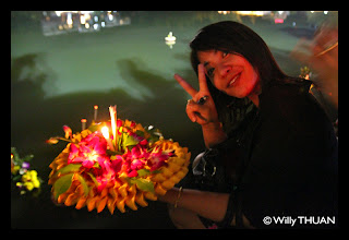 Where to go for Loy Krathong in Phuket