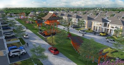 Taman Cluster Bukit SAKURA Citra Indah City