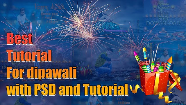 Best 5 Dipawali Photoshop Editing With Background & PSD 2018