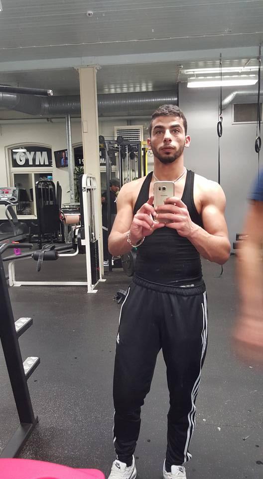 Lebanese Topless 112