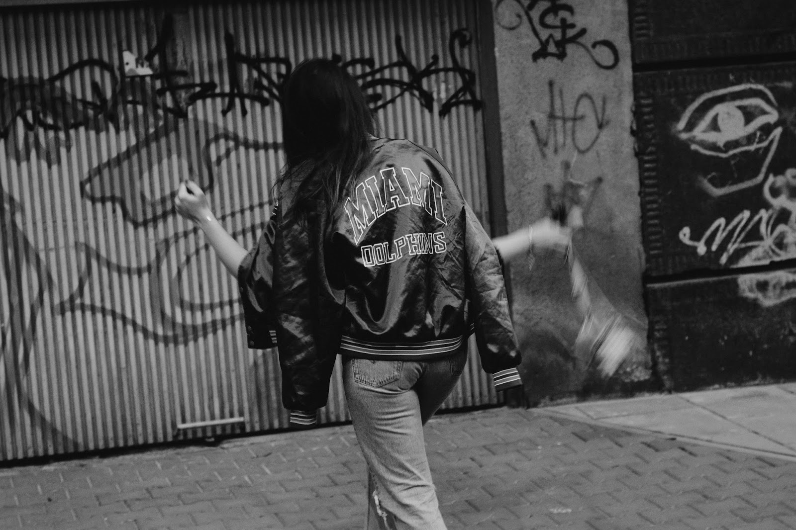 miami vintage jacket