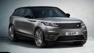 Range Rover Velar Resmi Meluncur di Indonesia