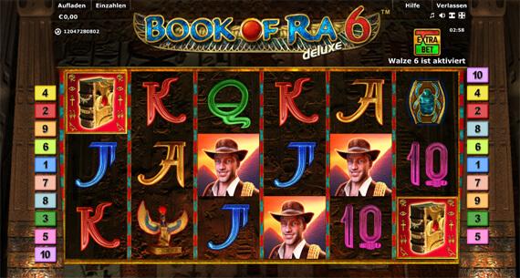 Jucat acum Book of Ra Deluxe 6 Online