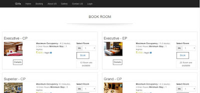 Booking Hotel Management