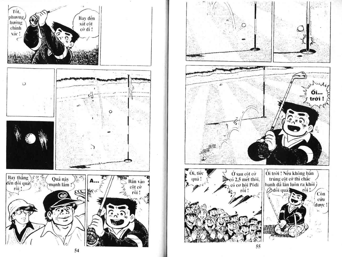 Ashita Tenki ni Naare chapter 43 trang 24