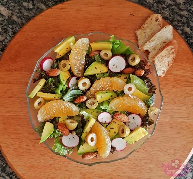 dicas de variações de salada de abacate