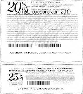free Lord & Taylor coupons april 2017