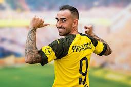 Paco Alcacer Resmi Di Permanenkan Oleh Dortmund Dari Barcelona