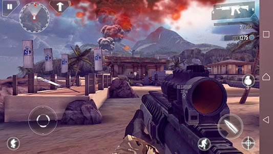 modern combat 4 free download