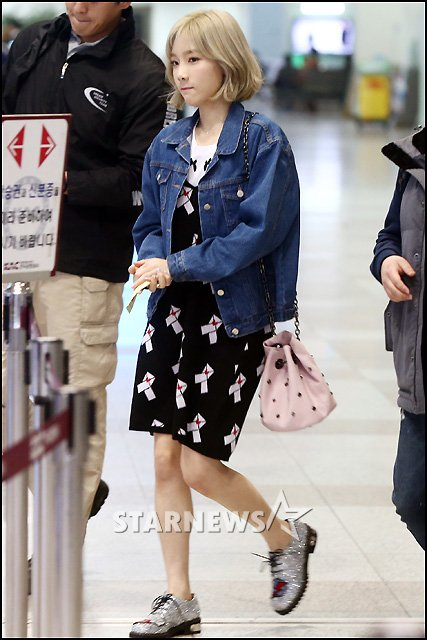 snsd taeyeon is off to jeju for a pictorial wonderful