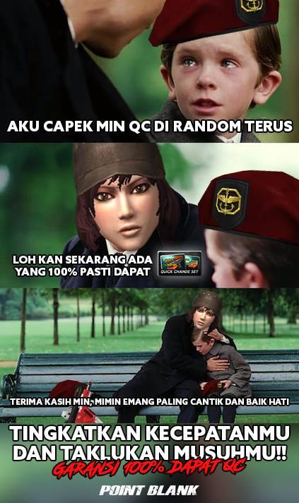 QC Set Tidak Diacak Lagi dan Sudah Tersedia di Shop PB Garena Indonesia