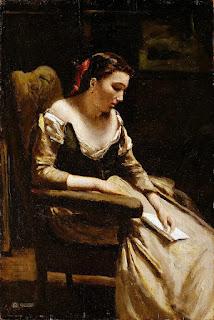 Jean-Baptiste-Camille Corot - Письмо