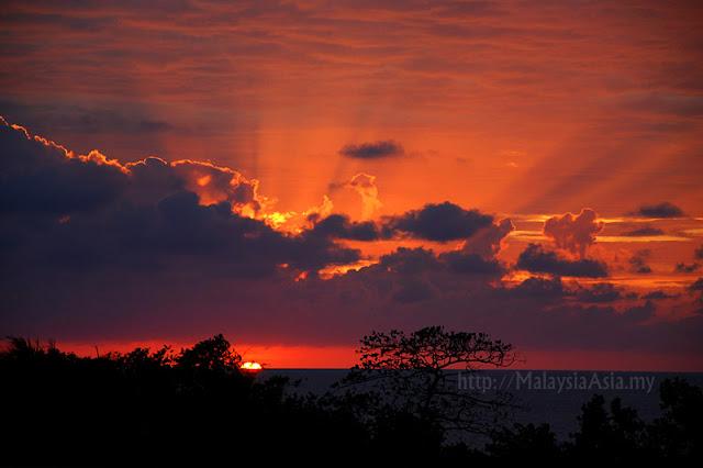 Kuala Penyu Sunset