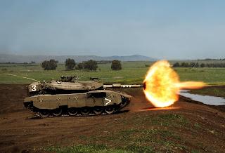 Άρμα μάχης Merkava IIID Baz