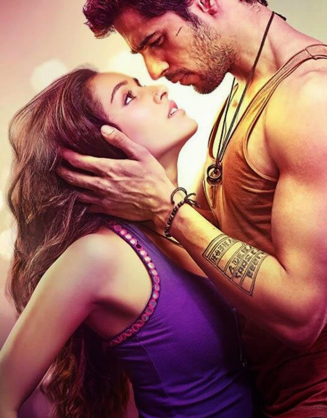 Shraddha Kapoor and Sidharth Malhotra in Ek Villain Teaser