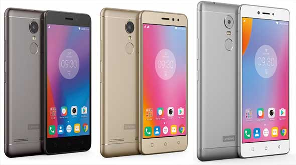Lenovo K6 Power, K6 Power