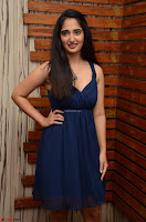 Radhika Mehrotra in a Deep neck Sleeveless Blue Dress at Mirchi Music Awards South 2017 ~  Exclusive Celebrities Galleries 101.jpg