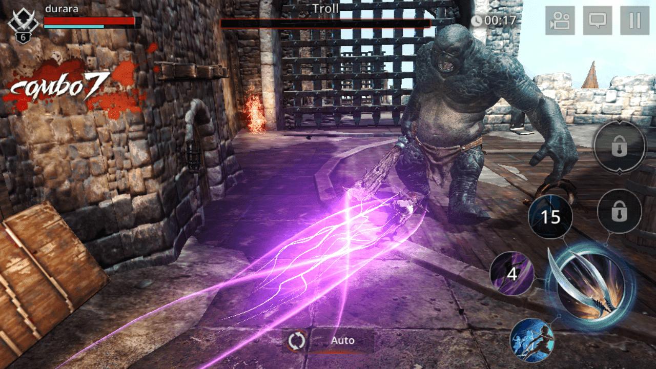 Gameplay Darkness Rises