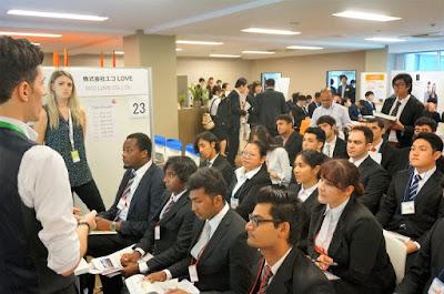 Company Booths Job Fair