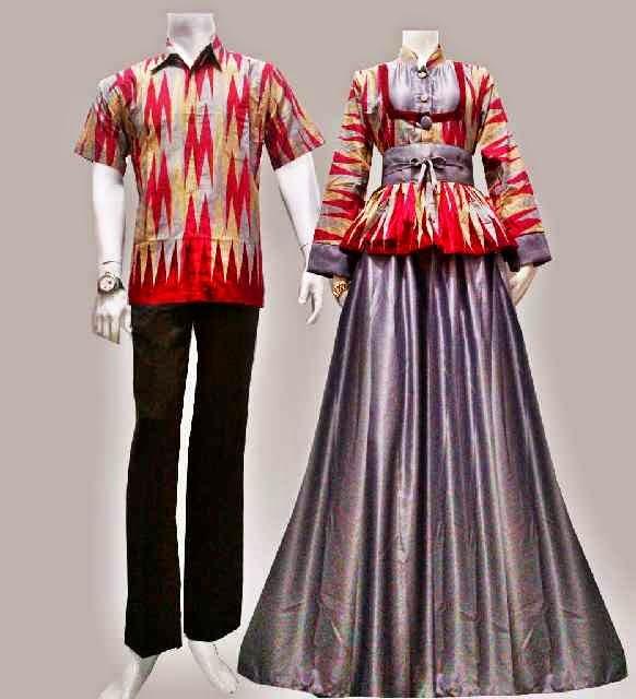 Batik Bagoes Solo Model Baju Batik Gamis Motif Rang Rang Motif