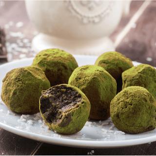 Các công thức làm nama chocolate trà xanh gây nghiện 9