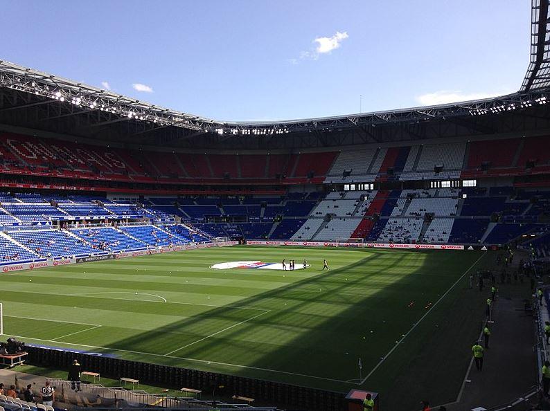 Une Visite Au Groupama Stadium