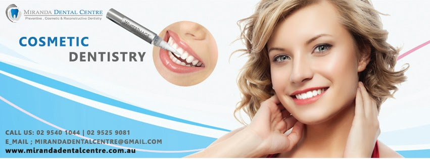 Cosmetic dentistry in Sydney Miranda