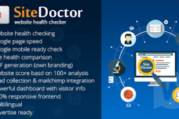 SiteDoctor v1.5.2 NULLED - Site Health Check