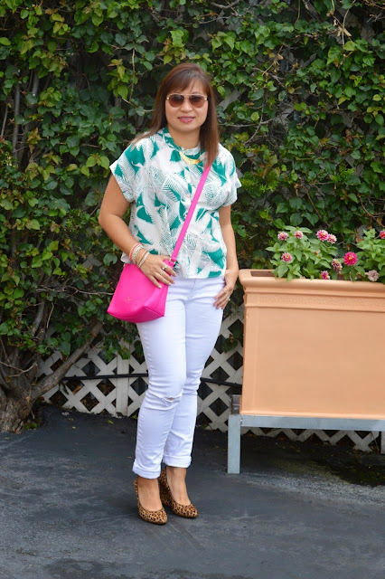 Throw Back Thursday Fashion: White Jeans