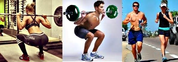 ganar músculos para perder peso con ejercicios