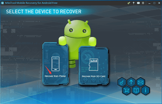 MiniTool Mobile Recovery for Android Key