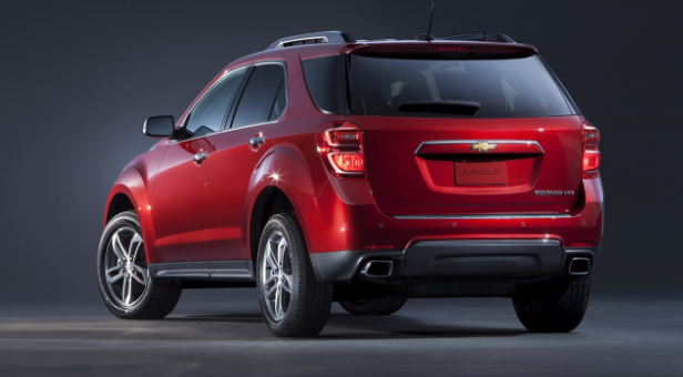 2017 Chevrolet Equinox Performance