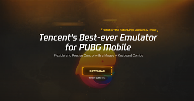 Tencent Gaming Buddy Free Download for windows | Play pubg on pc for free