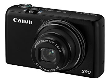 CANON POWERSHOT S90 MANUAL