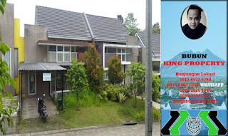Rp.850 Jt Dijual Cepat Rumah Murah Lt:162 M2 Di Green Valley Sentul City (code:272)