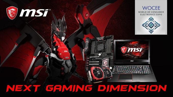 MSI Philippines To Join World of Consumer Electronics Expo