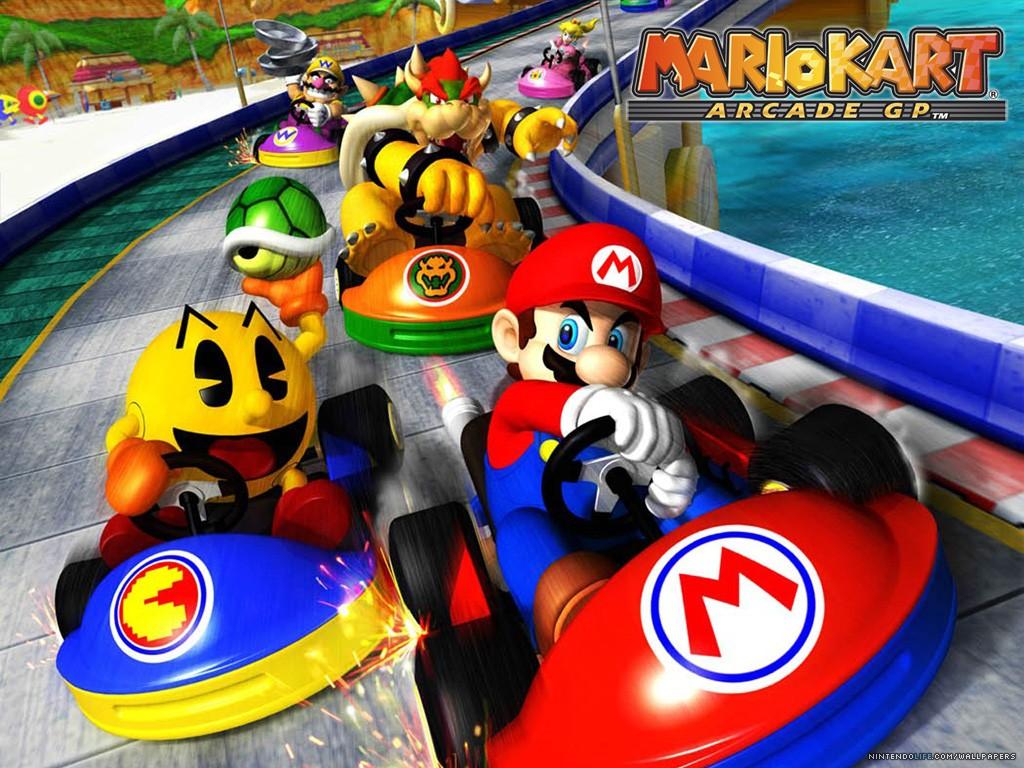 GAMING ROCKS ON: Favorite Tunes #24: Mario Kart Edition