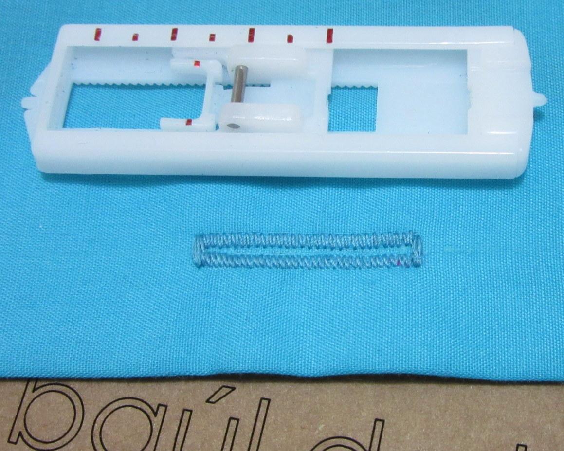 coser ojales a máquina
