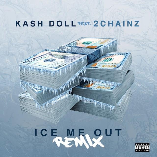Kash Doll - Ice Me Out (Remix) [Ft. 2 Chainz] (Clean / Explicit) - Single [iTunes Plus AAC M4A]