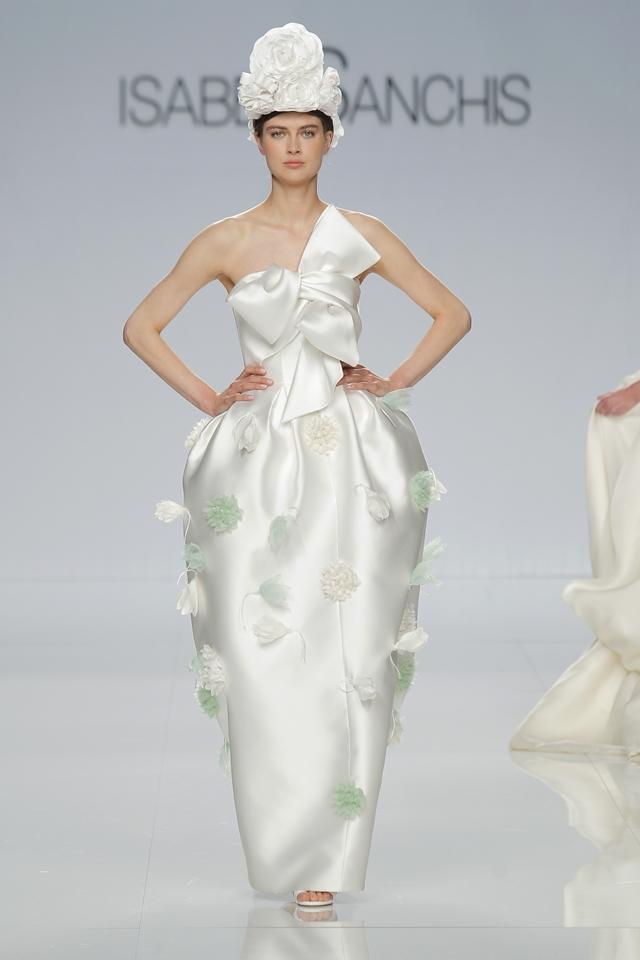 Vestidos de novia isabel sanchis