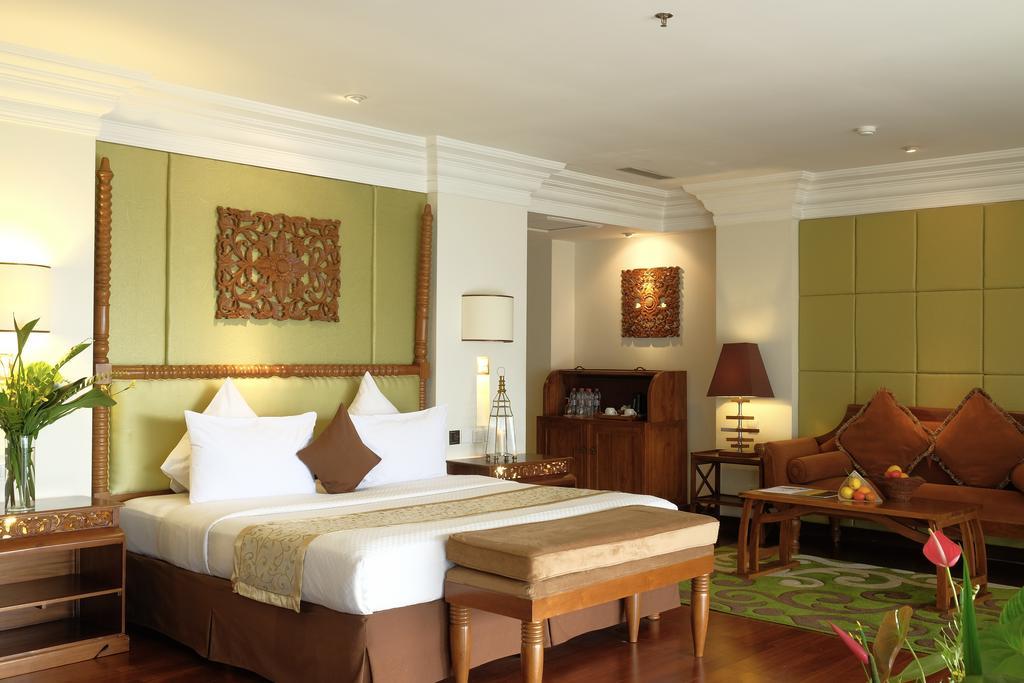 The Grand Hill Hotel yang murah dan indah di kawasan Puncak Bogor