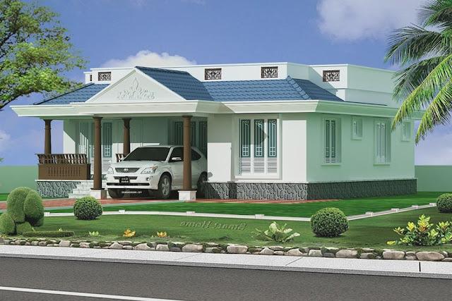 52 Desain Model Rumah Minimalis 1 & 2 Lantai Terpopuler