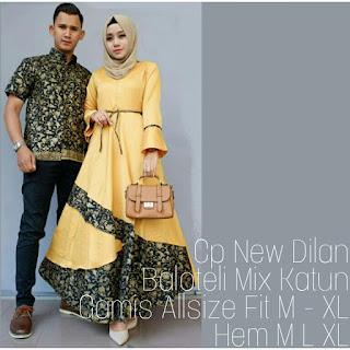 Batik Keluarga New Dillan
