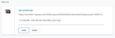 Download File Backup