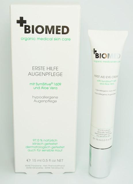 BIOMED - Erste Hilfe Augenpflege