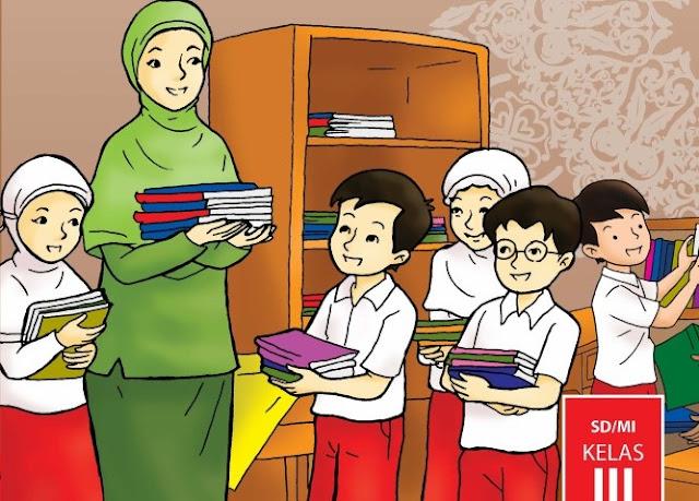 File Pendidikan Buku PAI Kelas 3 Kurikulum 2013 Revisi 2018